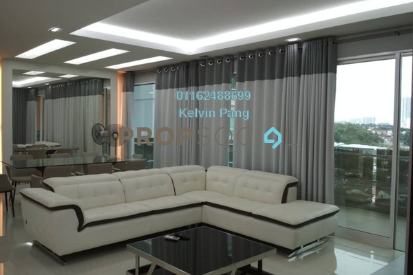 Condominium For Rent in Central Park, Green Lane Freehold Fully Furnished 4R/5B 4k