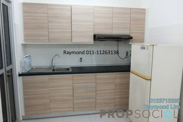 Condominium For Rent in The Domain, Cyberjaya Freehold Fully Furnished 1R/2B 1.1k