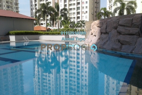 Condominium For Sale in Gurney Heights, Keramat Freehold Unfurnished 3R/2B 560k