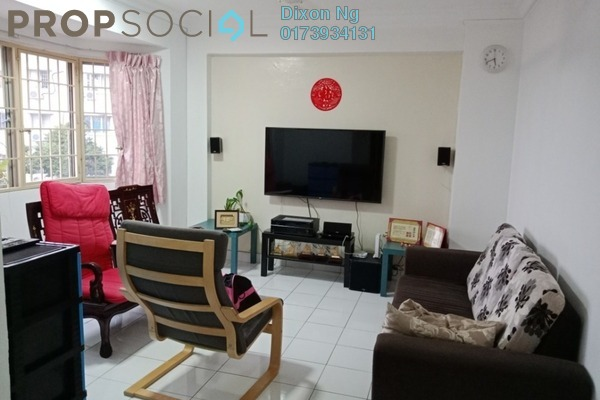Condominium For Sale in Aman Dua, Kepong Freehold Semi Furnished 3R/2B 320k
