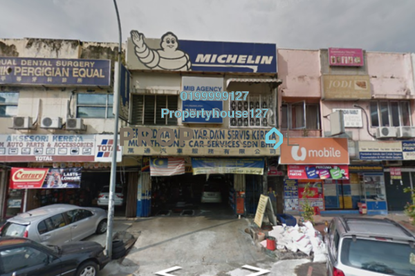 Shop For Rent in Lucky Garden, Bangsar Freehold Unfurnished 0R/0B 7.5k