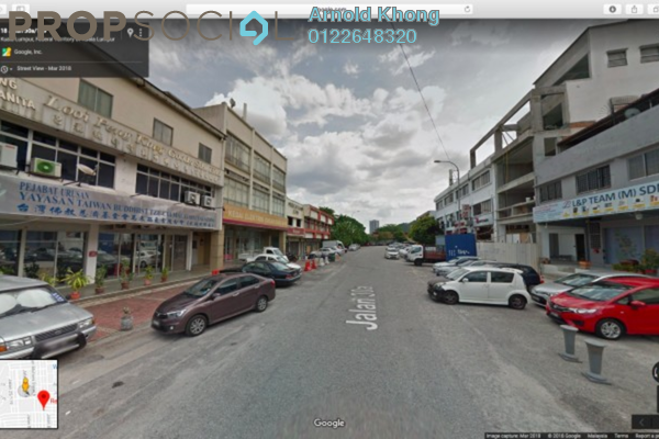 Shop For Rent in Taman Taynton View, Cheras Freehold Unfurnished 0R/2B 4.4k