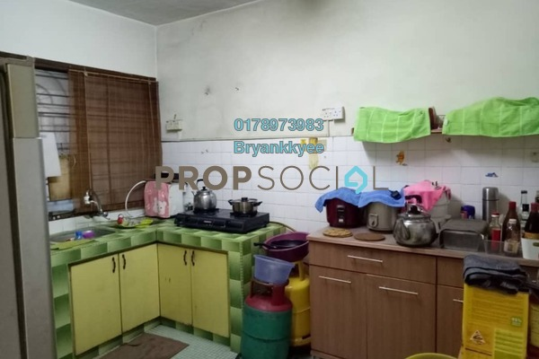 Terrace For Sale in SS18, Subang Jaya Freehold Fully Furnished 3R/3B 850k