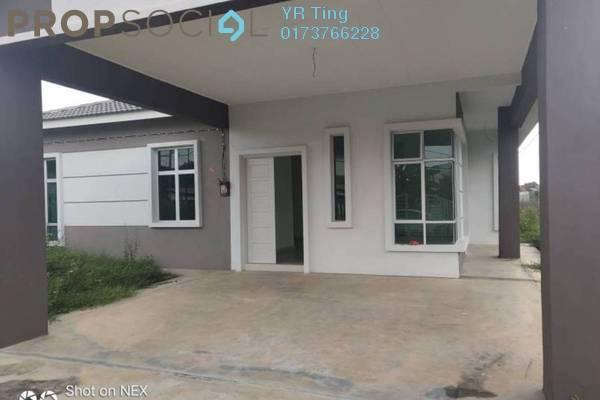 Semi-Detached For Sale in Taman Sutera Wangi, Batu Berendam Freehold Unfurnished 4R/3B 630k