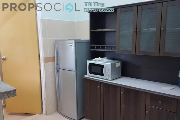 Condominium For Sale in Taman Bukit Beruang Indah, Bukit Beruang Freehold Fully Furnished 3R/2B 250k
