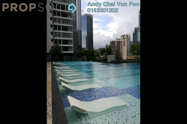 Serviced Residence For Rent in KL Trillion, KLCC Freehold fully_furnished 2R/2B 4.5k