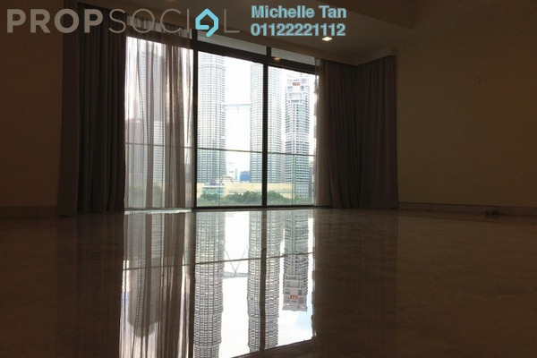Condominium For Rent in Stonor Park, KLCC Freehold Semi Furnished 4R/5B 9.5k
