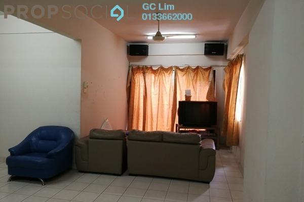 Condominium For Sale in Glen View Villa, Cheras Freehold Semi Furnished 3R/2B 330k
