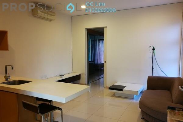 Condominium For Sale in Pertama Residency, Cheras Freehold Semi Furnished 1R/1B 340k