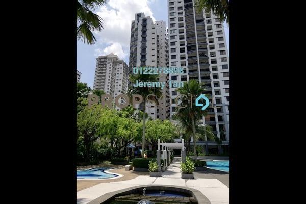 Condominium For Sale in Lanai Kiara, Mont Kiara Freehold Semi Furnished 3R/2B 680k
