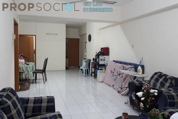 Condominium For Sale in Pandan Villa, Pandan Indah Freehold Unfurnished 3R/2B 400k