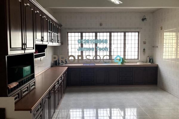 Terrace For Sale in Taman Melawis, Klang Freehold Semi Furnished 4R/3B 500k