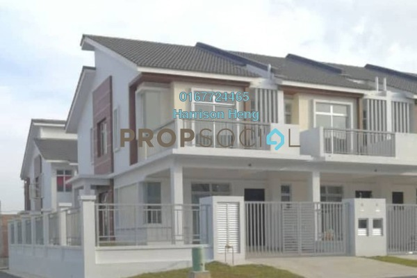 For Rent Land at Meridin East, Pasir Gudang Freehold Fully Furnished 4R/3B 1.9k