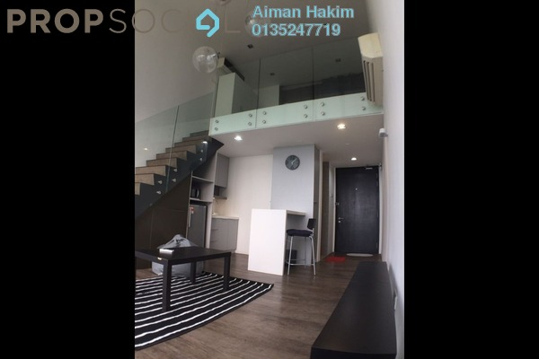 Duplex For Sale in The Place, Cyberjaya Freehold Fully Furnished 1R/1B 270k