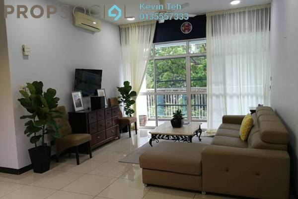 Condominium For Sale in Amaya Saujana, Saujana Freehold Fully Furnished 4R/4B 1.18m