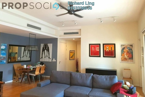 For Rent Serviced Residence at St Mary Residences, KLCC Freehold Fully Furnished 2R/2B 5.5k