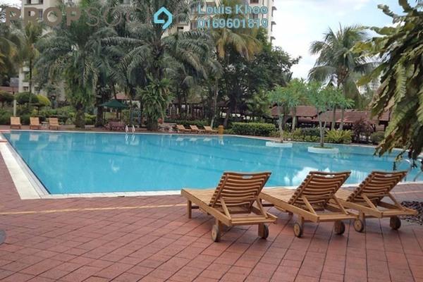 Condominium For Sale in Danau Permai, Taman Desa Freehold Unfurnished 3R/2B 500k