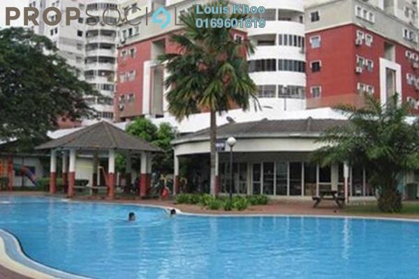 Condominium For Sale in Pandan Height, Pandan Perdana Freehold Unfurnished 3R/2B 410k