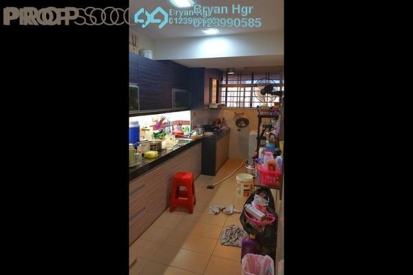 Condominium For Rent in Melur Apartment, Sentul Leasehold Semi Furnished 3R/2B 1.7k