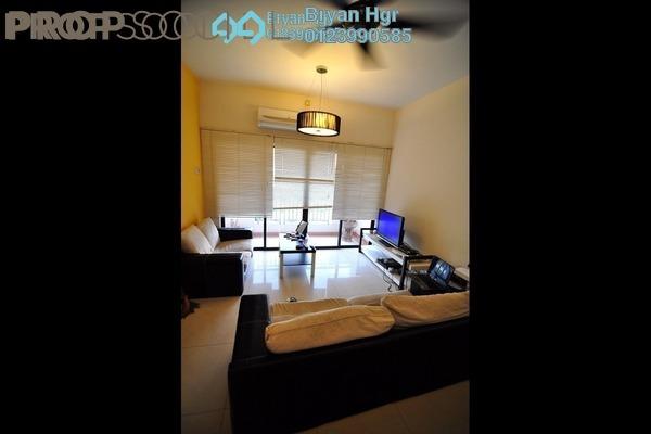 Condominium For Rent in Pelangi Utama, Bandar Utama Leasehold Fully Furnished 3R/2B 2.3k