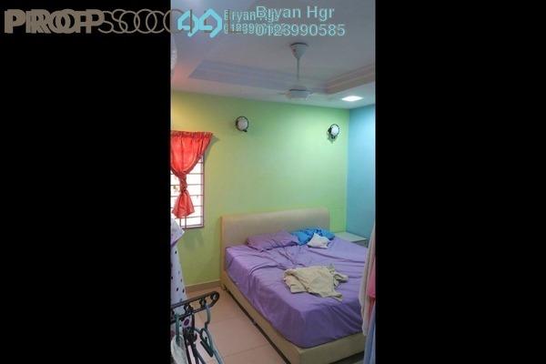 Condominium For Sale in Melur Apartment, Sentul Leasehold Semi Furnished 3R/2B 400k