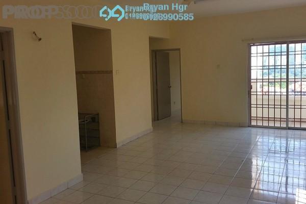Condominium For Rent in Pelangi Damansara, Bandar Utama Leasehold Semi Furnished 3R/2B 1.4k