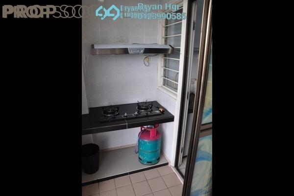 Condominium For Rent in Pelangi Damansara, Bandar Utama Leasehold Semi Furnished 3R/2B 1.5k
