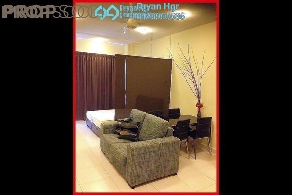 SoHo/Studio For Rent in Neo Damansara, Damansara Perdana Leasehold Fully Furnished 0R/1B 1.6k