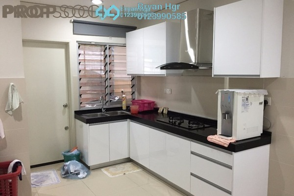 Terrace For Rent in Sunway Alam Suria, Shah Alam Freehold Semi Furnished 5R/4B 1.9k