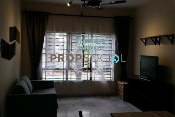 Condominium For Rent in Sunway Sutera, Sunway Damansara Freehold Fully Furnished 3R/2B 1.9k