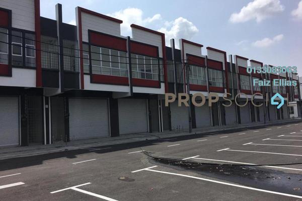 Shop For Rent in Taman Universiti, Bangi Freehold Unfurnished 0R/4B 3.3k