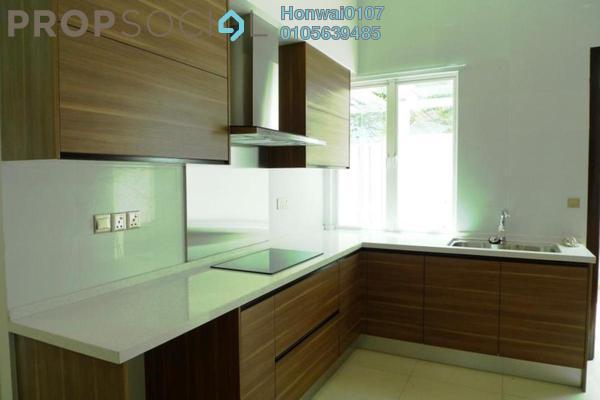 Condominium For Rent in Melur Apartment, Sentul Freehold Semi Furnished 3R/2B 1.4k