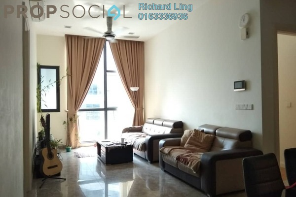 Serviced Residence For Rent in Laman Ceylon, Bukit Ceylon Freehold Fully Furnished 2R/2B 3.8k