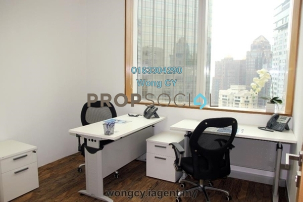 Office For Rent in Etiqa Twins, KLCC Freehold Unfurnished 0R/0B 888translationmissing:en.pricing.unit