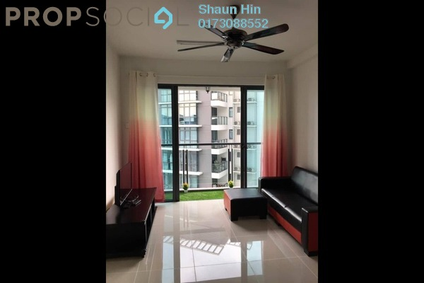 Condominium For Rent in Boulevard Residence, Bandar Utama Freehold Fully Furnished 3R/2B 2.2k