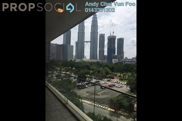Condominium For Rent in Stonor Park, KLCC Freehold Semi Furnished 4R/4B 12.5k
