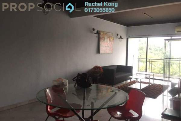 Apartment For Rent in Kristal Court, Seputeh Freehold Fully Furnished 3R/2B 2.3k