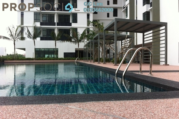 Serviced Residence For Sale in Amaya Maluri, Cheras Freehold Unfurnished 2R/2B 500k