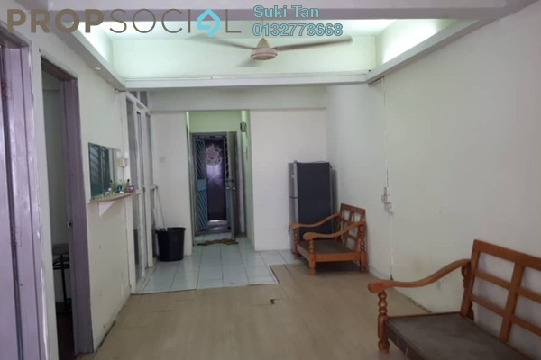 Apartment For Sale in Impiana Apartment, Kepong Leasehold Semi Furnished 3R/2B 150k