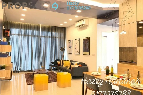 Serviced Residence For Sale in Conezión, IOI Resort City Freehold Unfurnished 2R/2B 571k