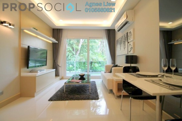 Condominium For Sale in KL Traders Square, Kuala Lumpur Freehold Semi Furnished 4R/2B 479k