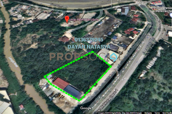 Land For Rent in Seksyen 9, Bandar Mahkota Cheras Freehold Unfurnished 0R/0B 7k