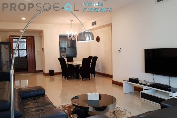 Terrace For Rent in Mont Kiara Aman, Mont Kiara Freehold Fully Furnished 3R/2B 5.2k