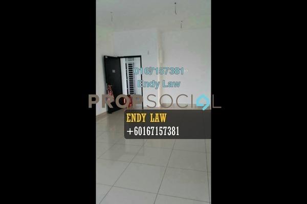 Serviced Residence For Sale in D'Rich Executive Suites, Iskandar Puteri (Nusajaya) Freehold Unfurnished 3R/3B 420k