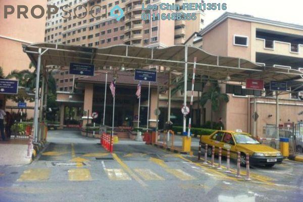 Condominium For Sale in Bayu Tasik 2, Bandar Sri Permaisuri Freehold Unfurnished 3R/2B 380k