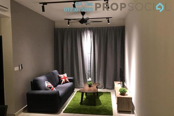 Condominium For Rent in The Link 2 @ Bukit Jalil, Bukit Jalil Freehold Fully Furnished 3R/2B 2.7k