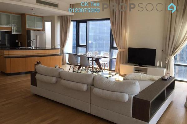 Serviced Residence For Rent in St Mary Residences, KLCC Freehold Fully Furnished 1R/1B 5.3k