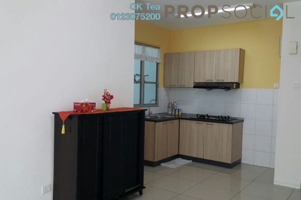 Condominium For Rent in Kiara Residence, Bukit Jalil Freehold Semi Furnished 3R/2B 1.6k