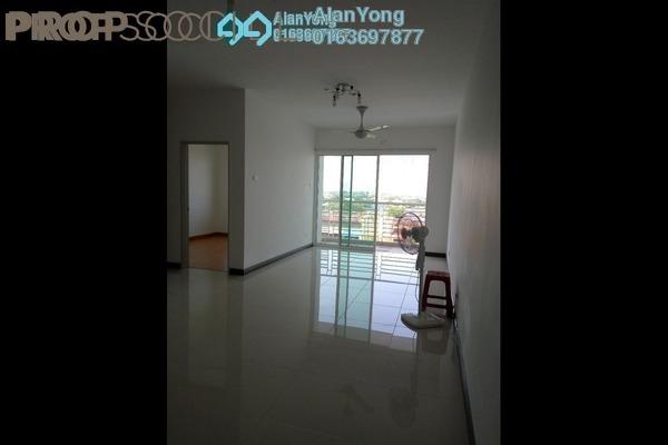 Condominium For Sale in Panorama Residences, Sentul Freehold semi_furnished 3R/2B 500k