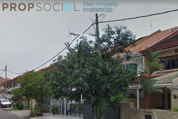 Terrace For Sale in BU10, Bandar Utama Freehold Semi Furnished 4R/3B 1.35m